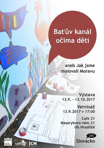 Baťův kanál očima dětí 13.9.-13.10. Cafe 21.jpg, 424x600, 44.37 KB