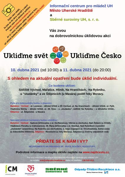 plakát Ukliďme Česko.png, 424x600, 437.70 KB